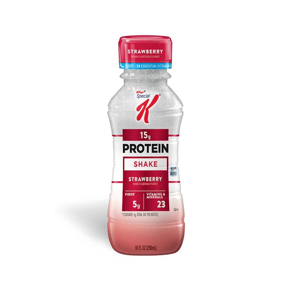 Kellogg's Special K Strawberry Protein Shakes