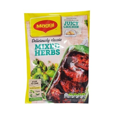 Maggi Deliciously Classic Mixed Herbs (UK)