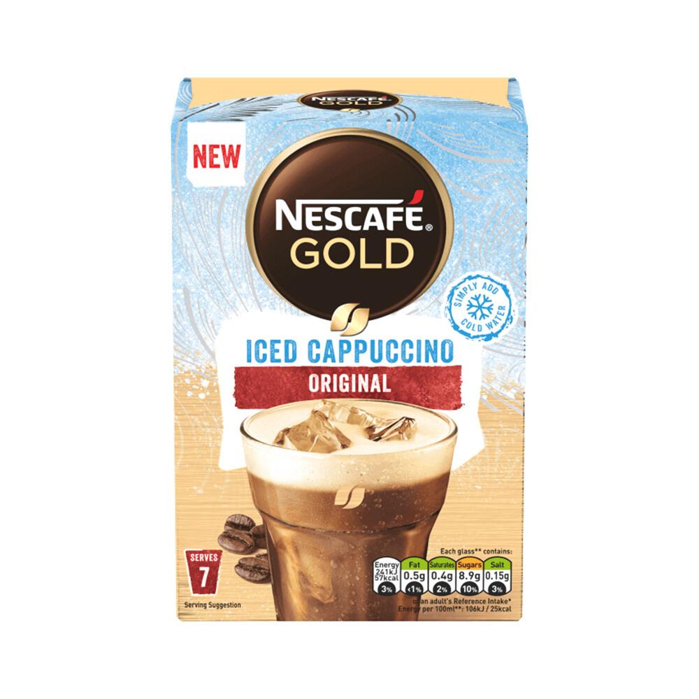 Nescafé Gold Iced Cappuccino