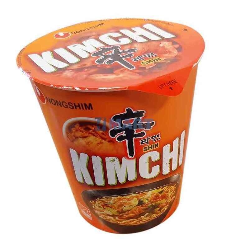 nongshim Kimchi Cup Noodles