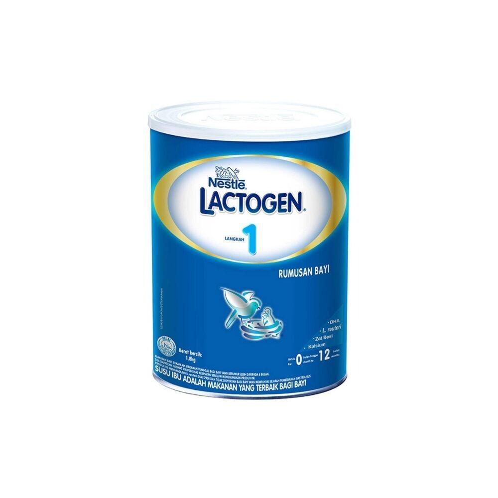 Nestle Lactogen 1 (Malaysia)