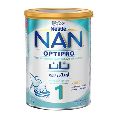 Nestle Nan 1 Optipro Formula