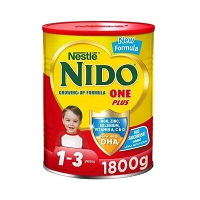 Nestle Nido One Plus Milk Powder Tin