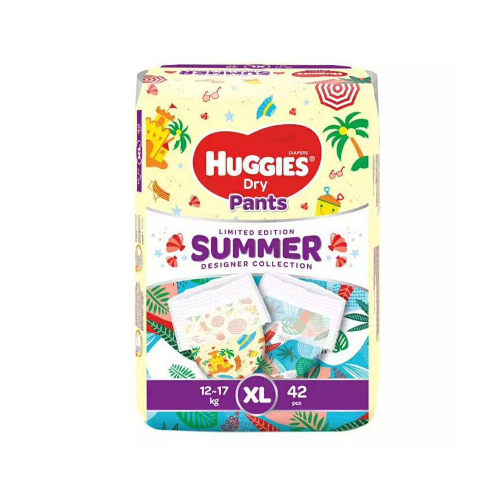 Huggies Dry Pants XL (12-17kg) 42pcs