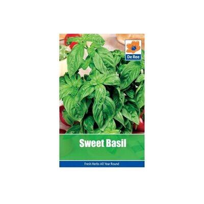 Sweet Basil Seeds (UK)