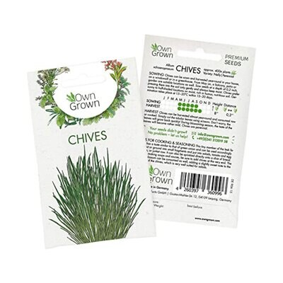 Chives Seeds (Germany)