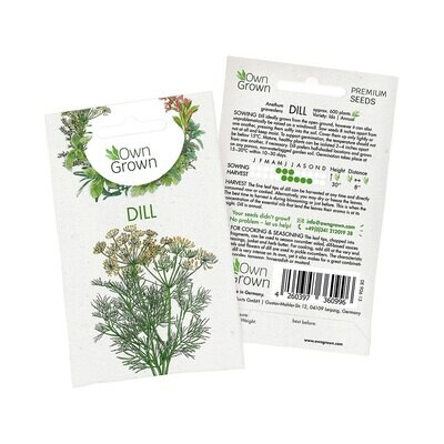 Dill Seeds (Germany)