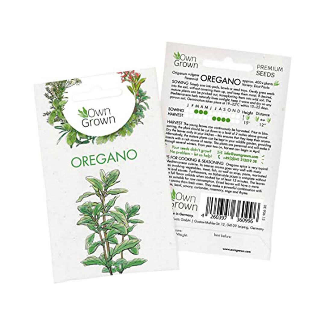 Oregano Seeds (Germany)