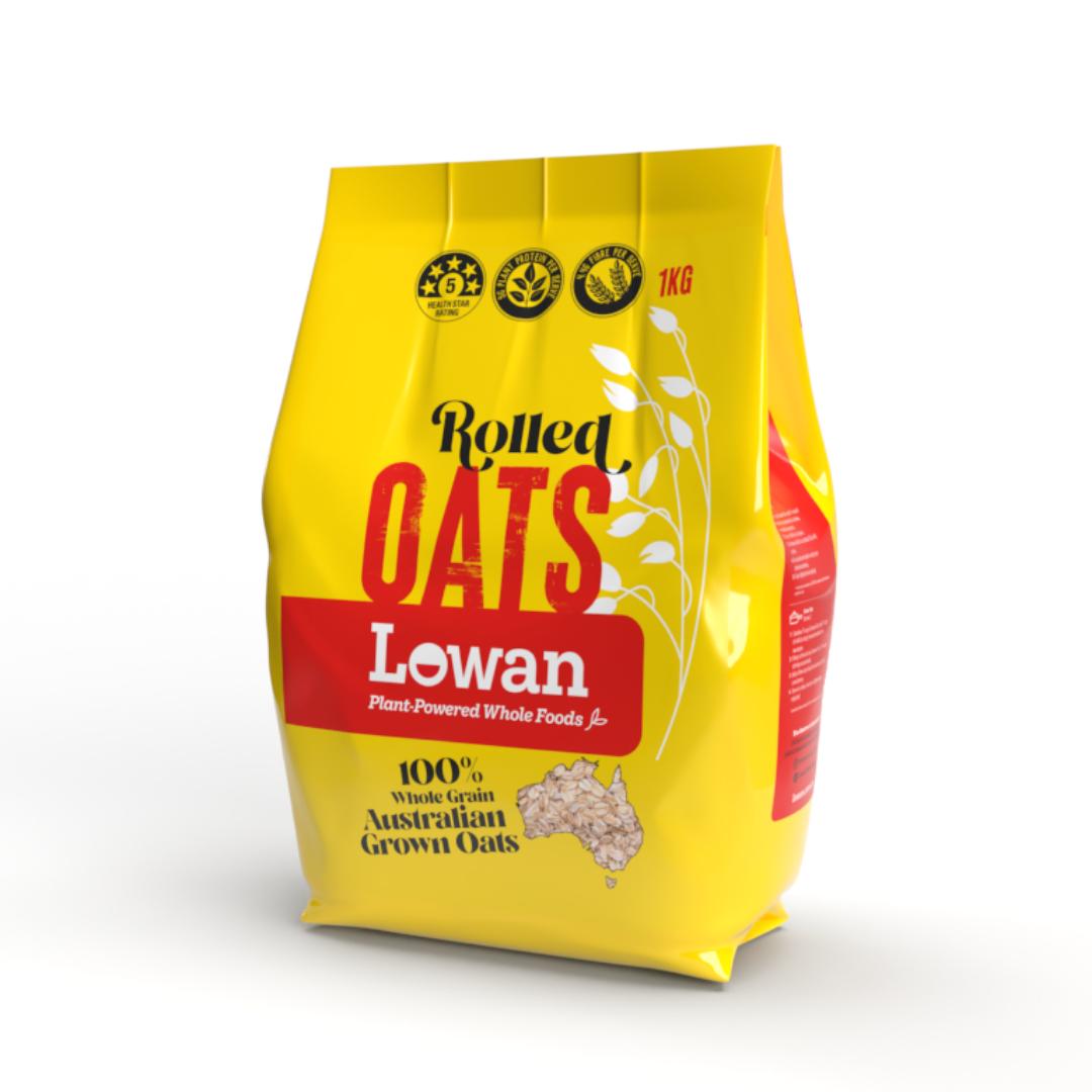 Lowan Rolled Oats (Australia)
