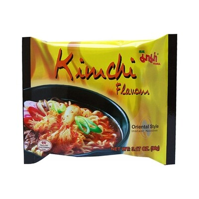 Mama Oriental Style Noodle Kimchi Flavour