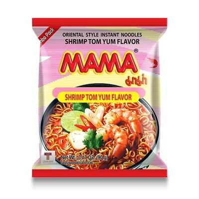 Mama Oriental Style Noodle Shrimp-TomYum