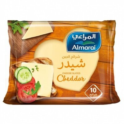 Almarai Cheese Slices-Cheddar