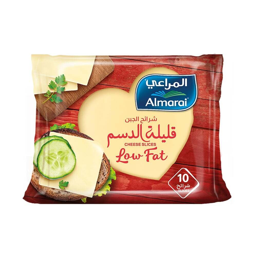 Almarai Cheese Slices (Low Fat)