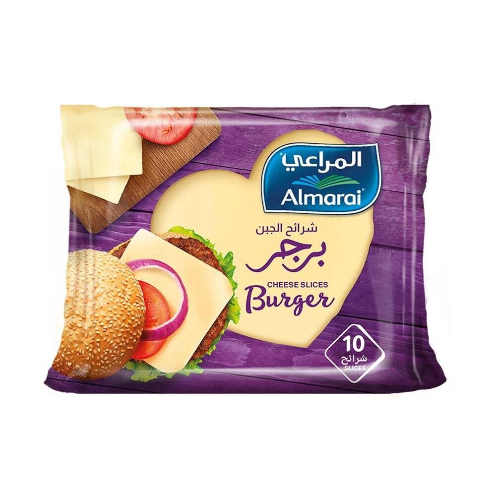 Almarai Cheese Slices Burger