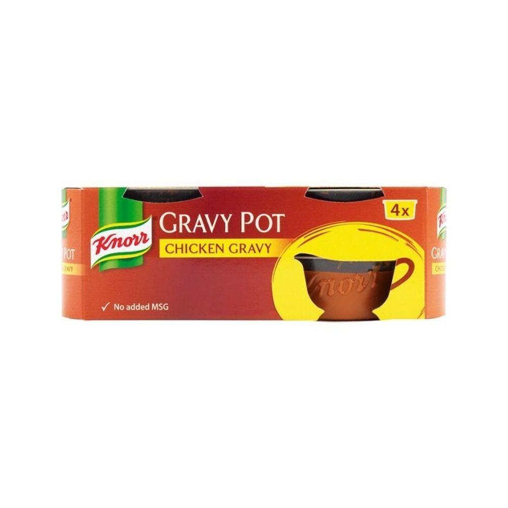 Knorr Chicken Gravy Pot (UK)