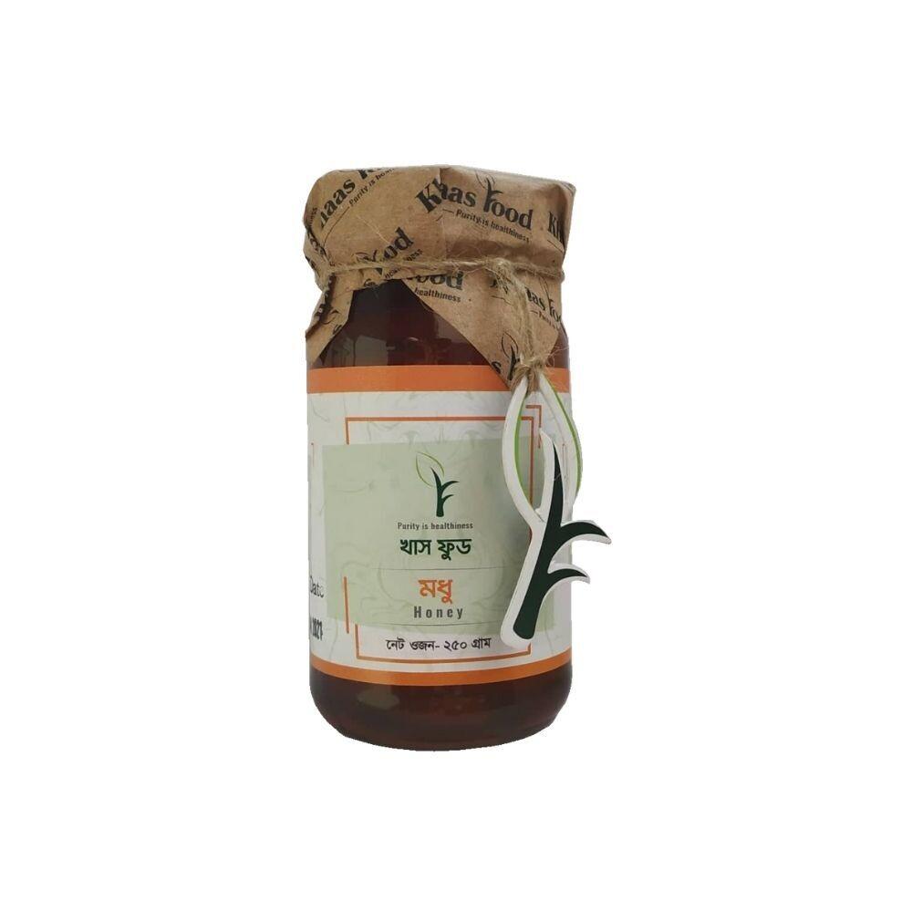 Khaas Food Litchi Flower Honey 250gm