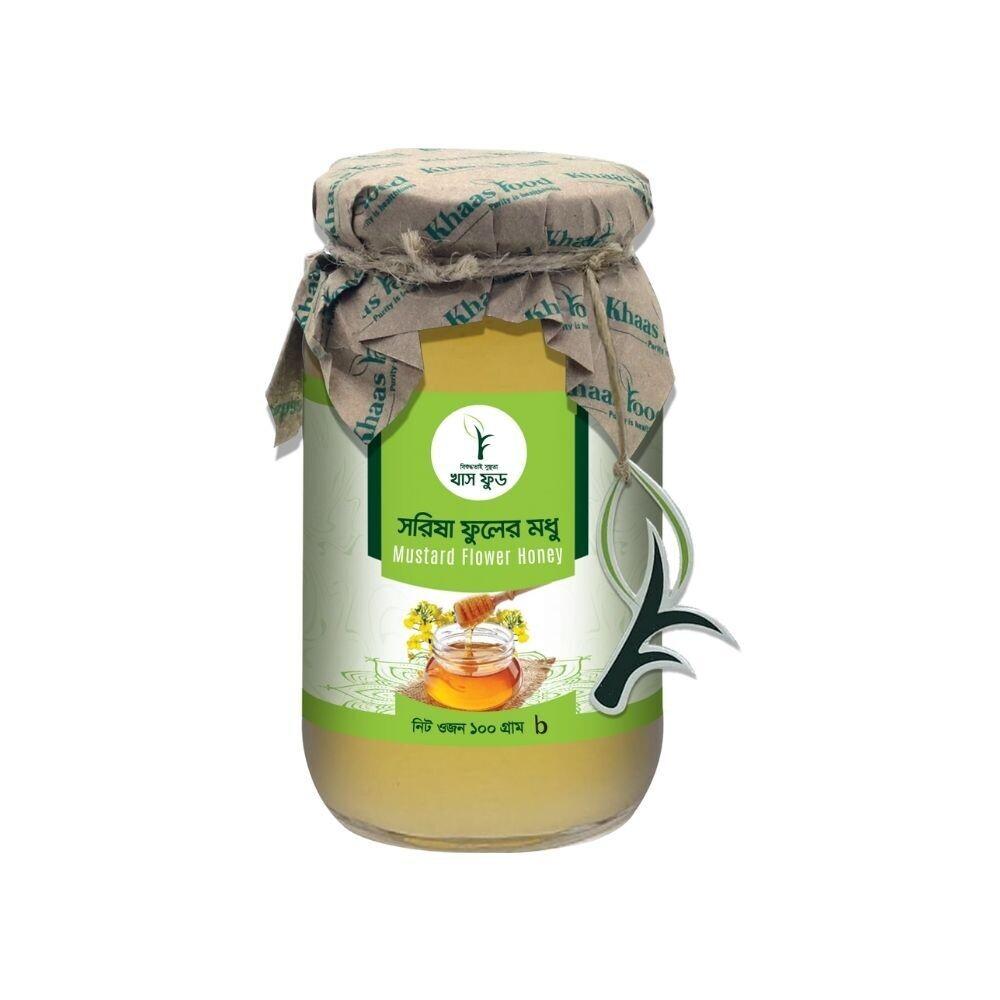 Khaas Food Mustard Flower Honey 100gm