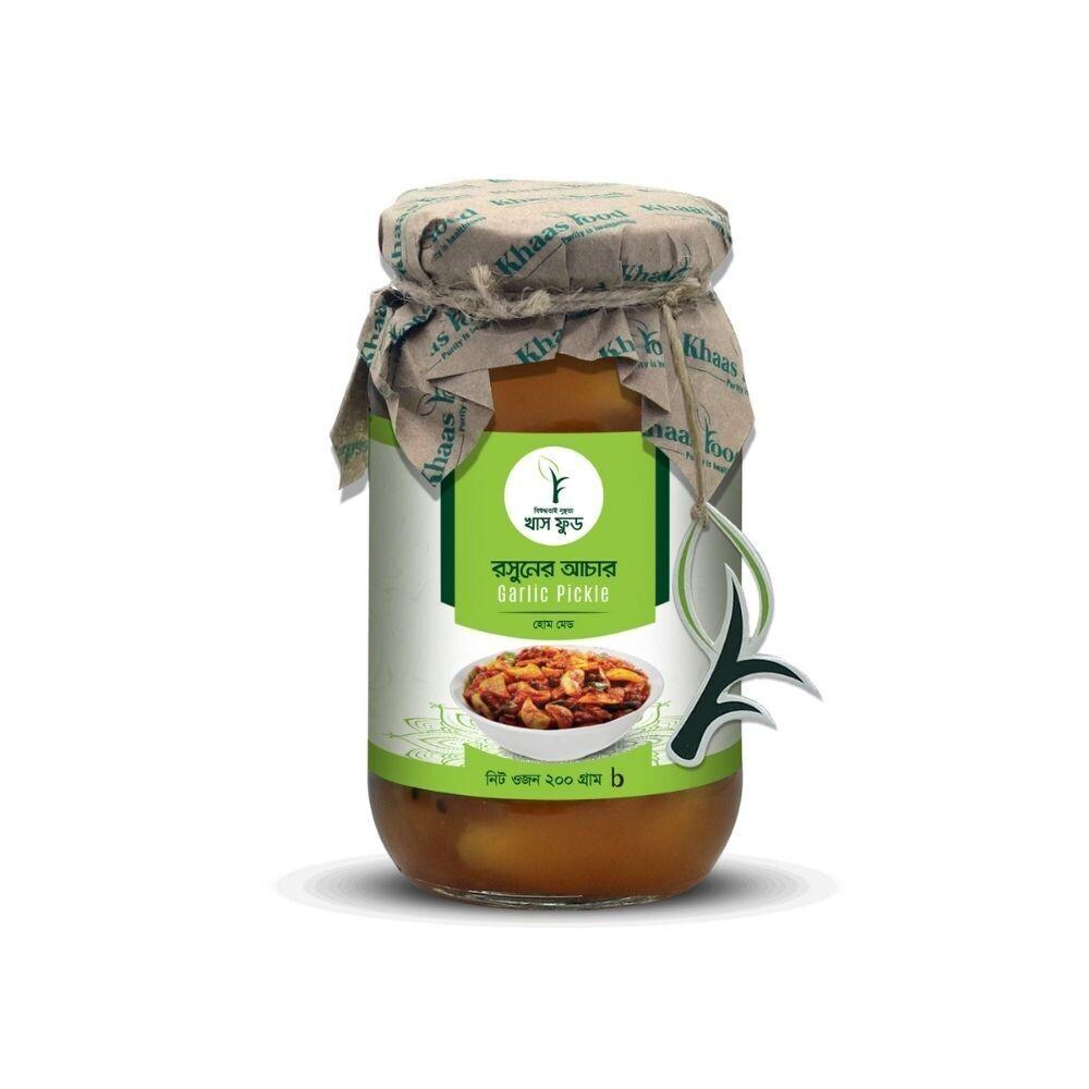 Khaas Food Garlic Pickle 200gm