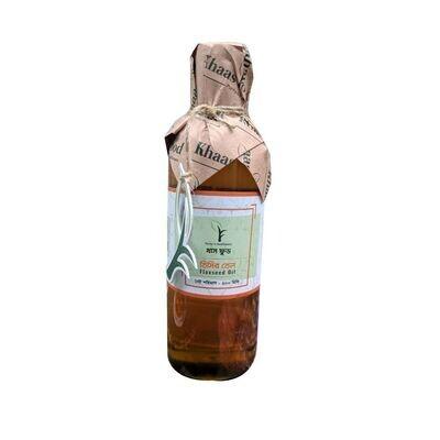 Khaas Food Flaxseed(Tishi) Oil 200ml