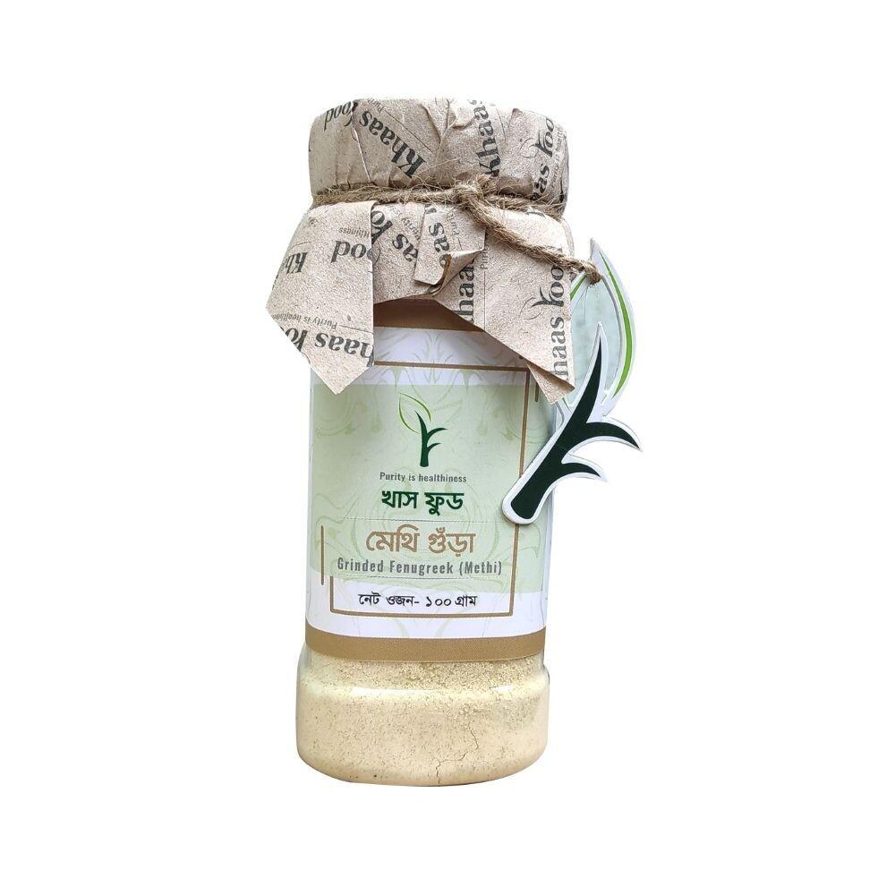Khaas Food Fenugreek Powder(Methi) 100gm