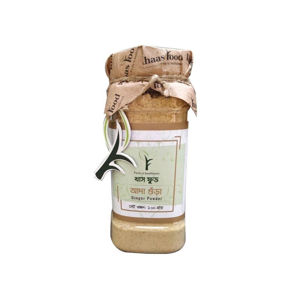 Khaas Food Ginger Powder(Ada) 100gm
