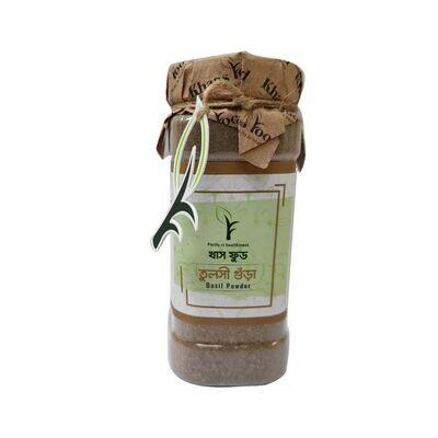 Khaas Food Basil Powder (Tulshi) 80gm
