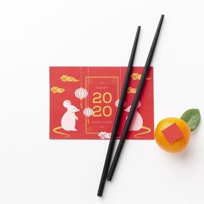 Chopstick Black