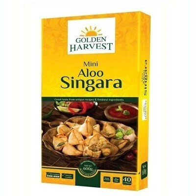 Mini Aloo Singara-Golden Harvest
