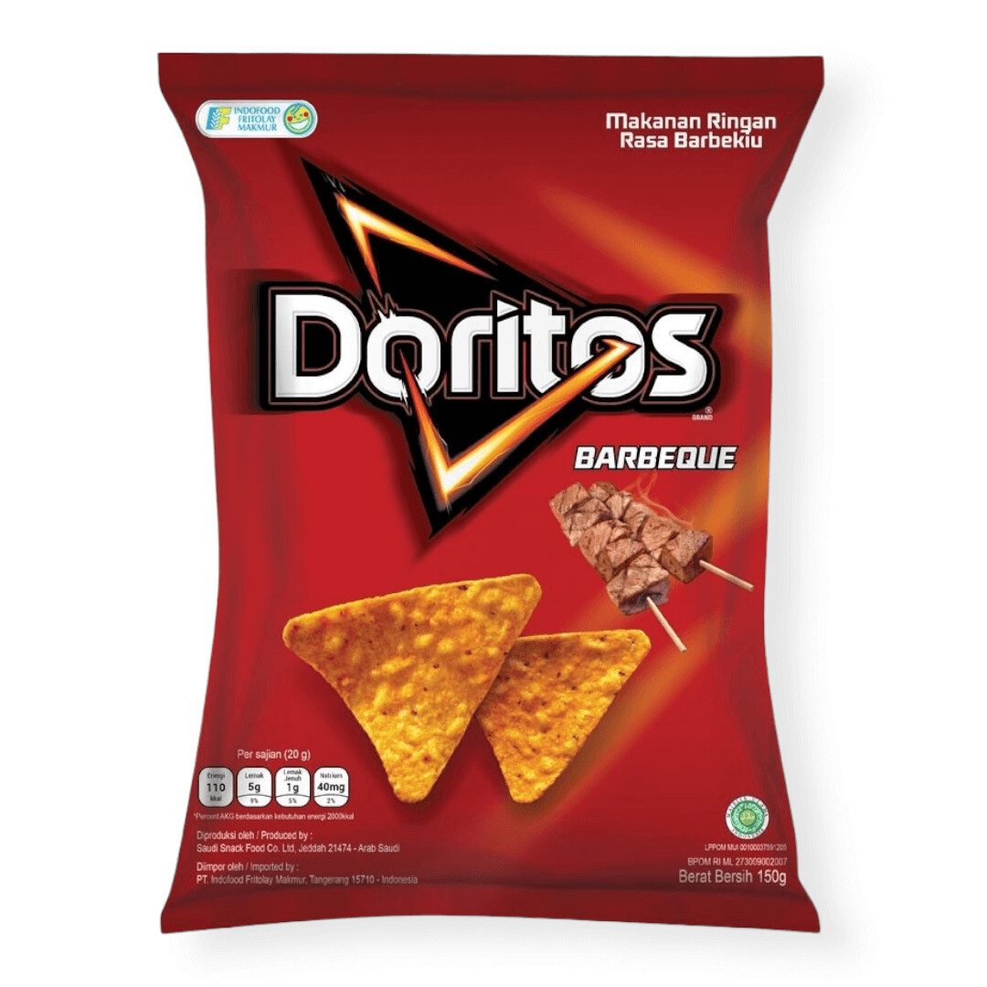 Doritos Barbeque chips