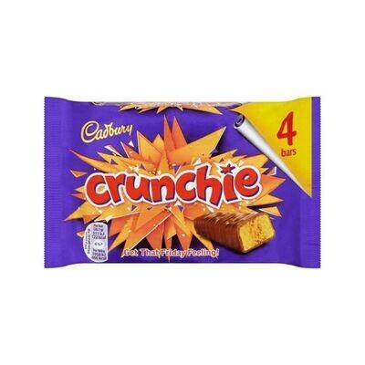 Cadbury Crunchie Multipack (UK)