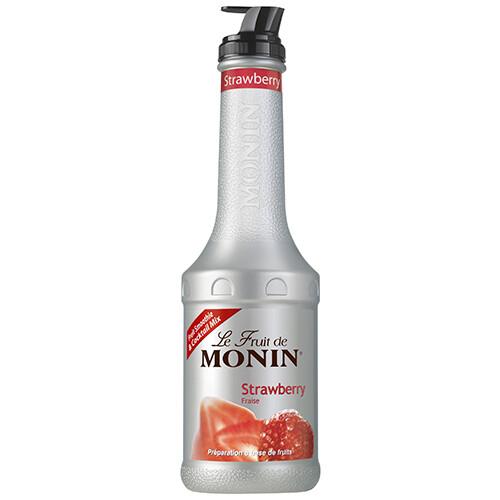 Monin Fruit Mix Strawberry 1000ml