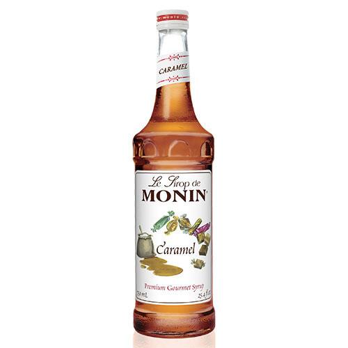 Monin Caramel Syrup 1000ml
