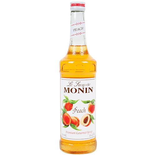 Monin Peach Syrup 1000ml