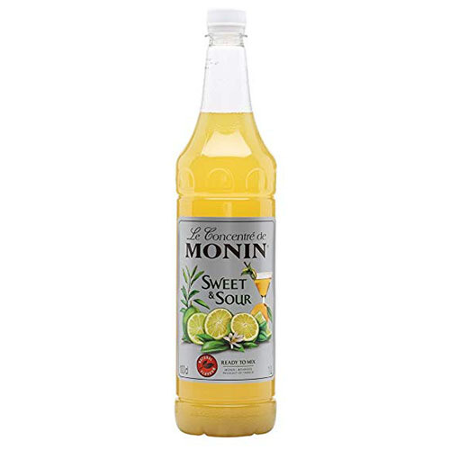 Monin Sweet & Sour Syrup 1000ml
