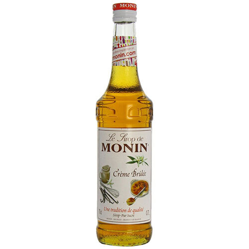 Monin Crème Brulee Syrup 700ml