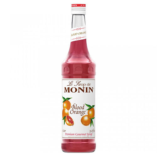 Monin Blood Orange Syrup 700ml