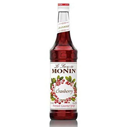 Monin Cranberry Syrup 700ml