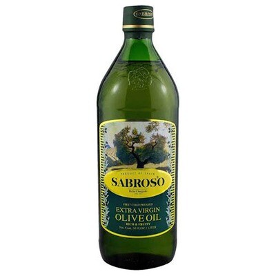 Sabroso Extra Virgin Olive Oil 500ml