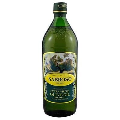Sabroso Extra Virgin Olive Oil 1L