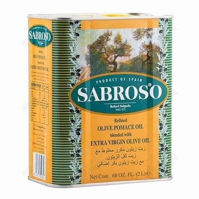 Sabroso Pomace Olive Oil 2L