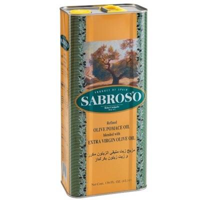 Sabroso Pomace Olive Oil 5L