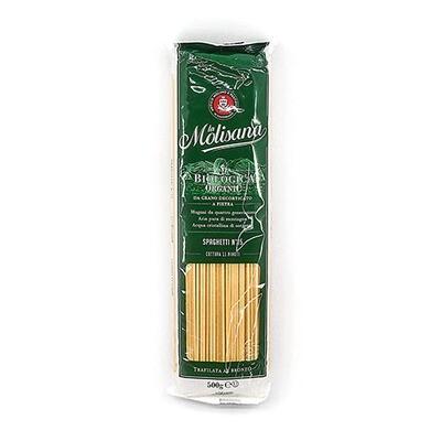 La MOLISANA Organic Gourmet Spaghetti (Italy)