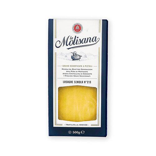 La MOLISANA Organic Gourmet Lasagna (Italy)