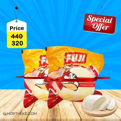 Fuji Mozzarella Cheese (250g*2 Pack)