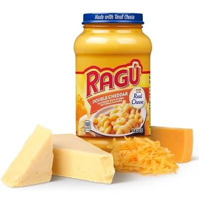 Ragu Cheesy Double Cheddar Sauce