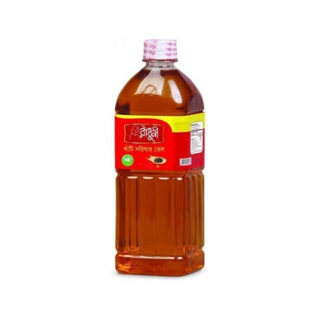 Radhuni Pure Mustard Oil 1L