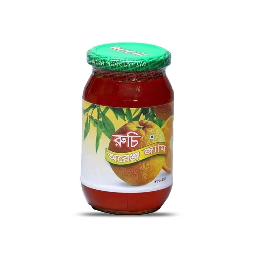 Ruchi Orange Jam