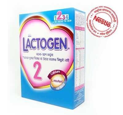Nestlé Lactogen 2 Formula With Iron (6 M+)