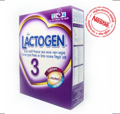 Nestlé Lactogen 3 Formula Milk Powder (12-24 M)