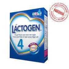 Nestlé Lactogen 4 Infant Formula Milk Powder (2-5 Y)
